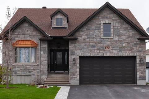 House for sale at 236 Sterling Ave Rockland Ontario - MLS: 1144022