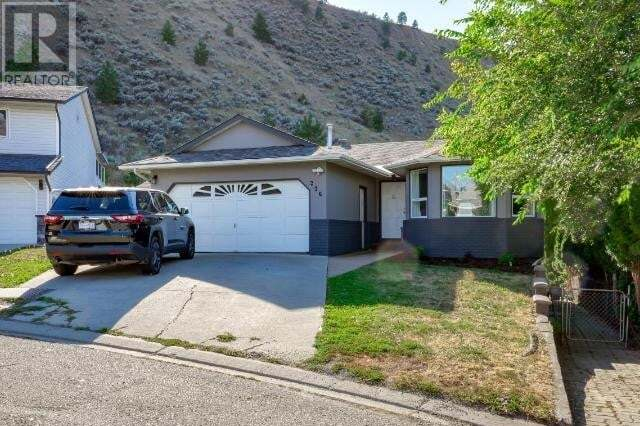 House for sale at 236 Valleyview Pl Kamloops British Columbia - MLS: 158553