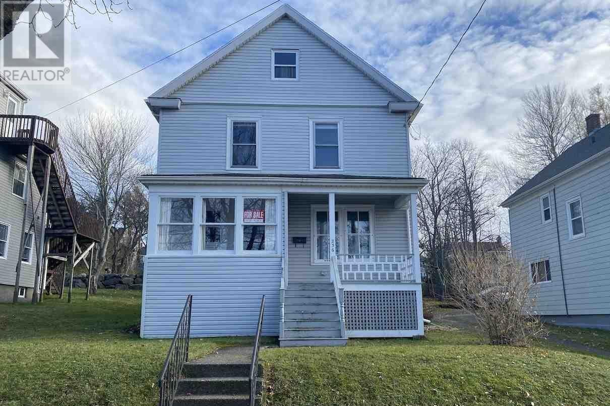 House for sale at 236 Whitney Ave Sydney Nova Scotia - MLS: 202023940