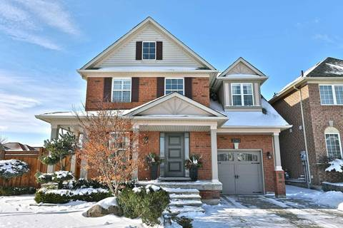 House for sale at 2360 Cornerbrooke Cres Oakville Ontario - MLS: W4705062