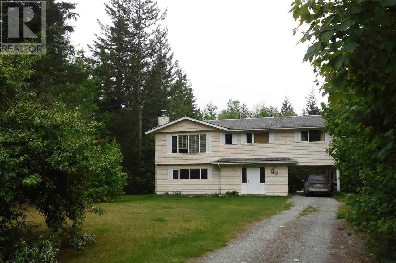 House for sale at 2360 Justin Rd Bella Coola British Columbia - MLS: R2459481