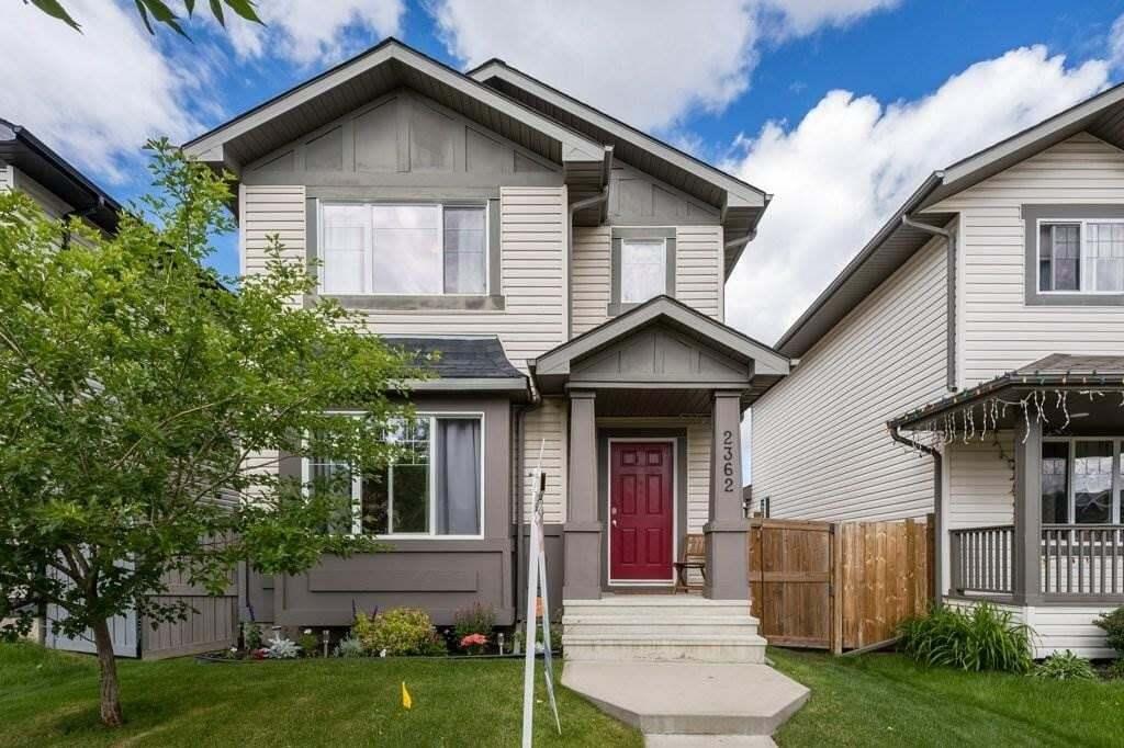House for sale at 2362 27 Av NW Edmonton Alberta - MLS: E4206104