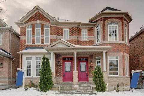 Townhouse for sale at 2363 Bur Oak Ave Markham Ontario - MLS: N4635009