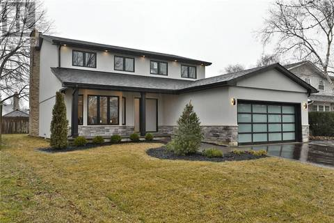 House for sale at 2364 Baccaro Rd Oakville Ontario - MLS: 30739331