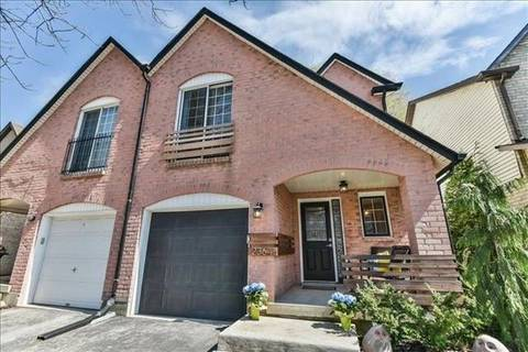 Townhouse for sale at 2364 Marine Dr Oakville Ontario - MLS: W4424995