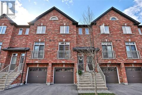Townhouse for sale at 2364 Treversh Common Burlington Ontario - MLS: 30736418
