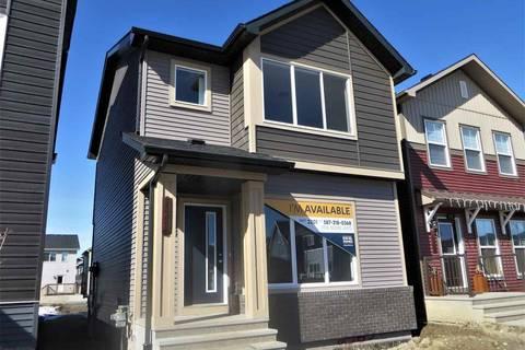 House for sale at 2365 Casey Cres Sw Edmonton Alberta - MLS: E4149262
