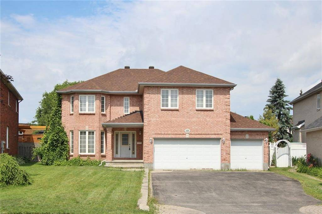 House for sale at 2365 Kendron Ln Ottawa Ontario - MLS: 1158180