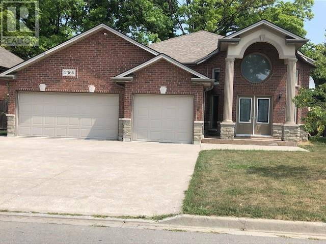 House for sale at 2366 Glenwood  Windsor Ontario - MLS: 19023265