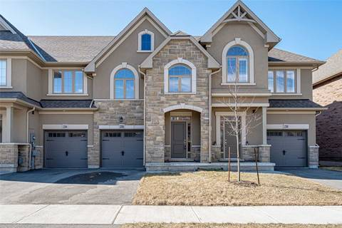 Townhouse for sale at 2366 Natasha Circ Oakville Ontario - MLS: W4721479