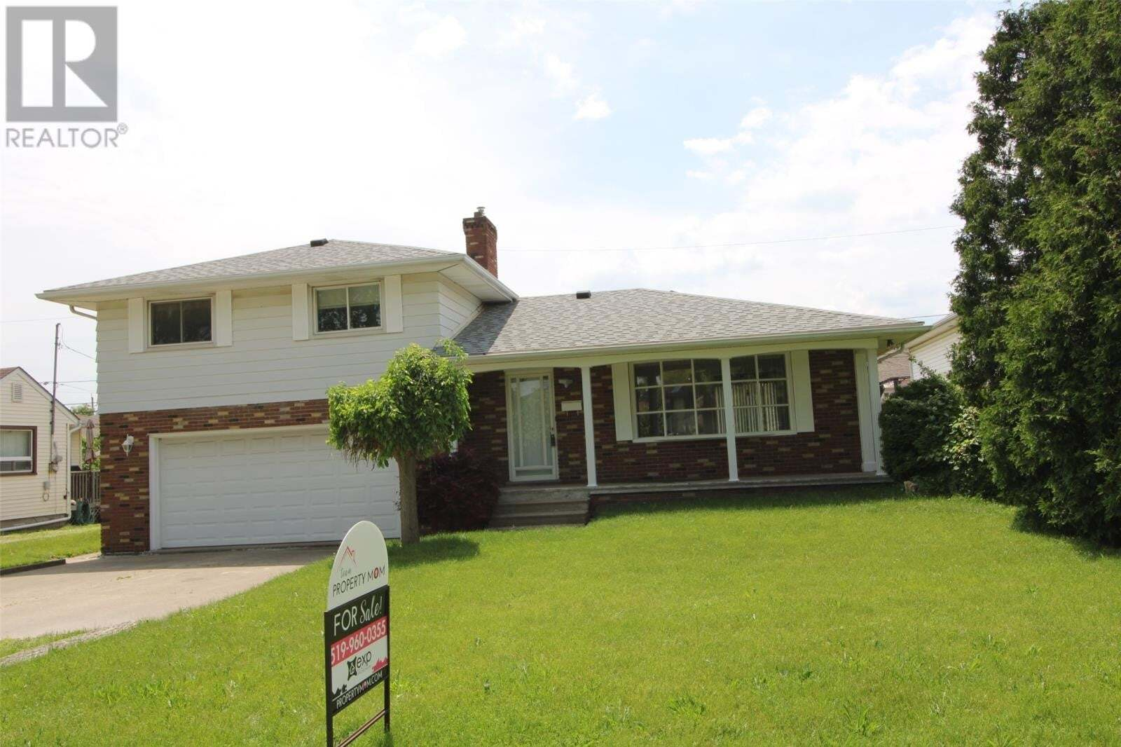 House for sale at 2367 Randolph Ave Windsor Ontario - MLS: 20006373