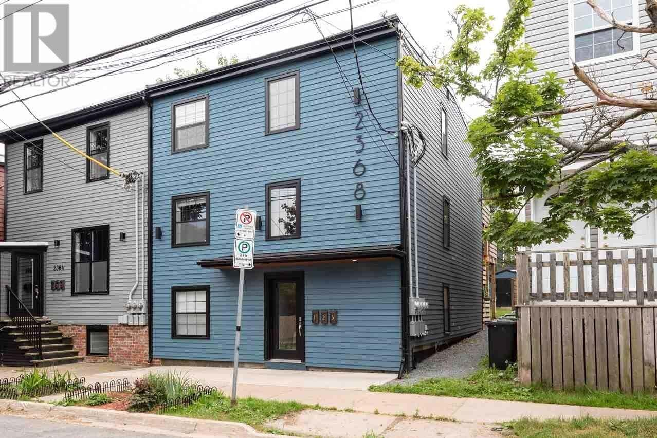 Townhouse for sale at 2368 Creighton St Halifax Nova Scotia - MLS: 202012104