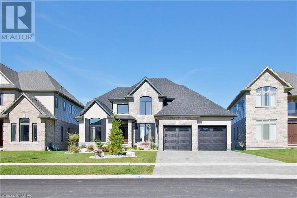 House for sale at 2369 Torrey Pines Wy London Ontario - MLS: 242021
