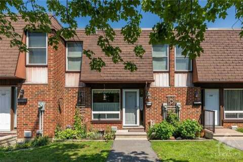 Condo for sale at 2270 Cotters Cres Unit 237 Ottawa Ontario - MLS: 1199862