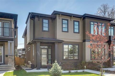 Townhouse for sale at 237 25 Ave Northwest Calgary Alberta - MLS: C4246205