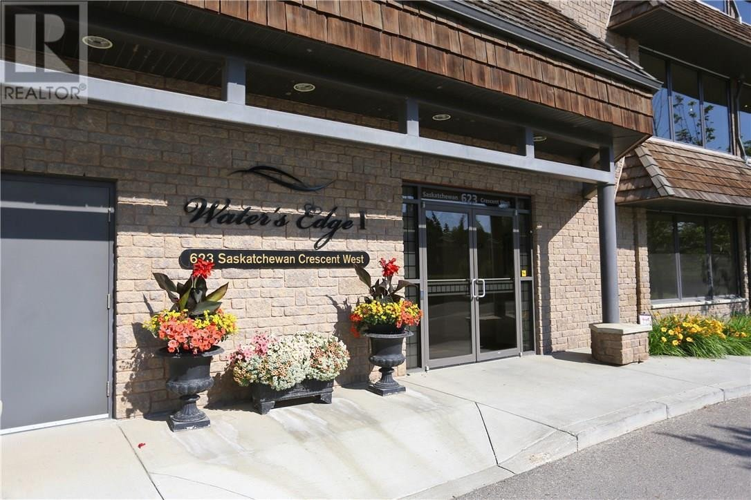 Condo for sale at 623 Saskatchewan Cres W Unit 237 Saskatoon Saskatchewan - MLS: SK819048