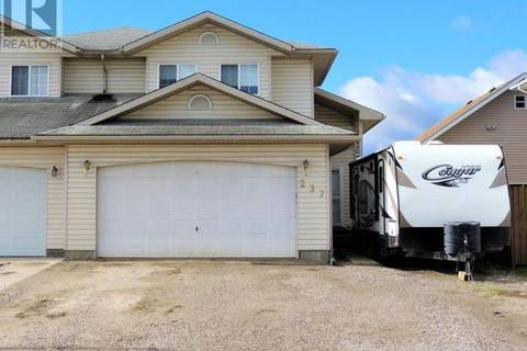 Townhouse for sale at 237 Baker St Hinton Valley Alberta - MLS: 49880