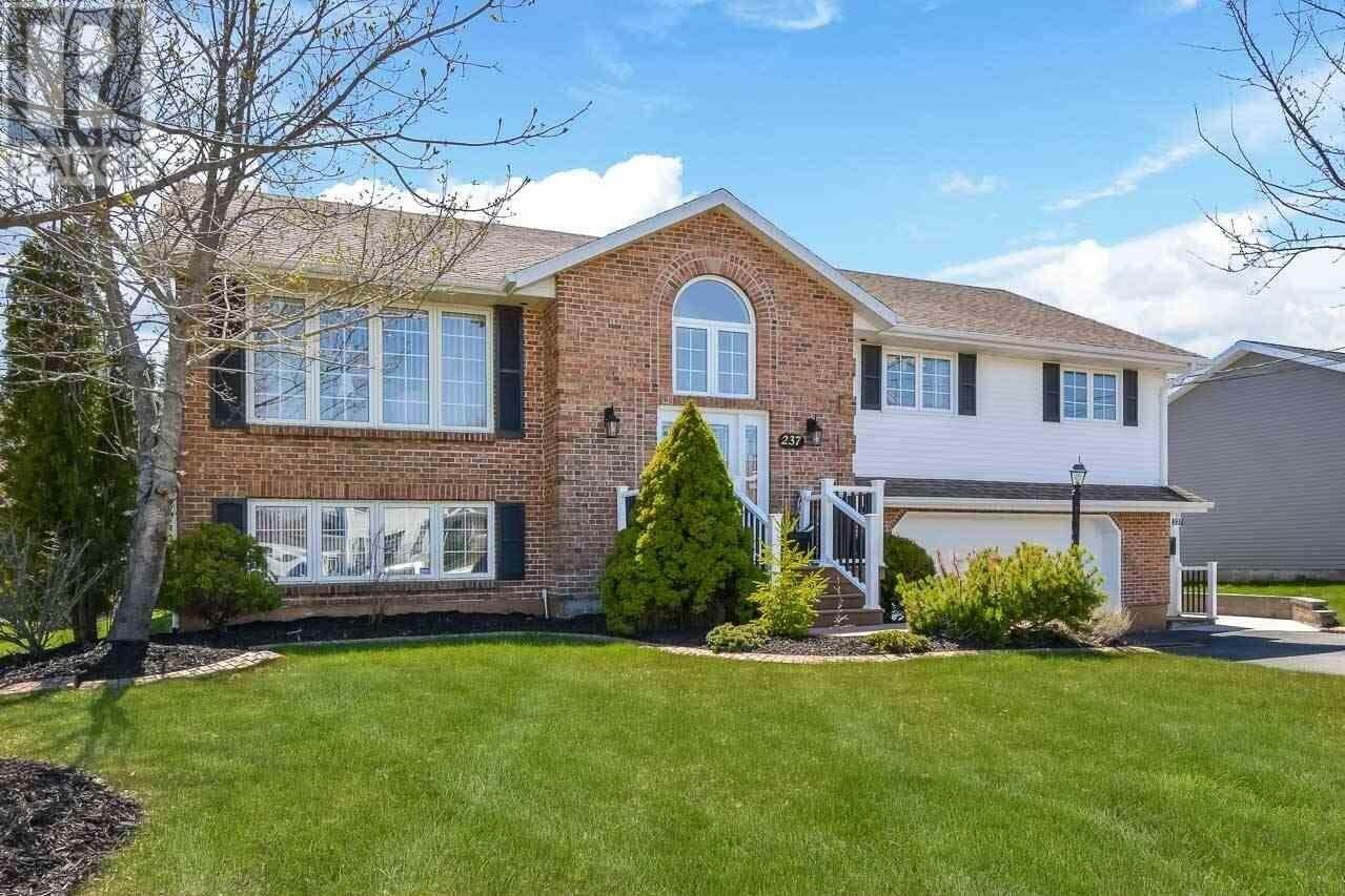 House for sale at 237 Braemar Dr Westmount Nova Scotia - MLS: 202008709