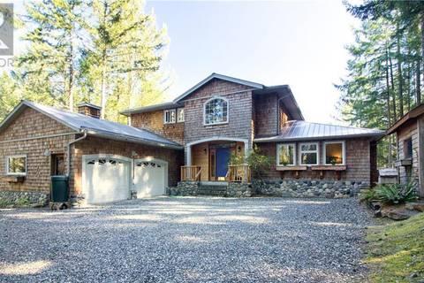 House for sale at 237 Bulman Rd Salt Spring Island British Columbia - MLS: 407161