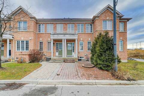 Townhouse for sale at 237 Caboto Tr Markham Ontario - MLS: N4907229