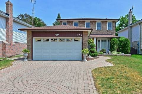 House for sale at 237 Eastlawn St Oshawa Ontario - MLS: E4516547