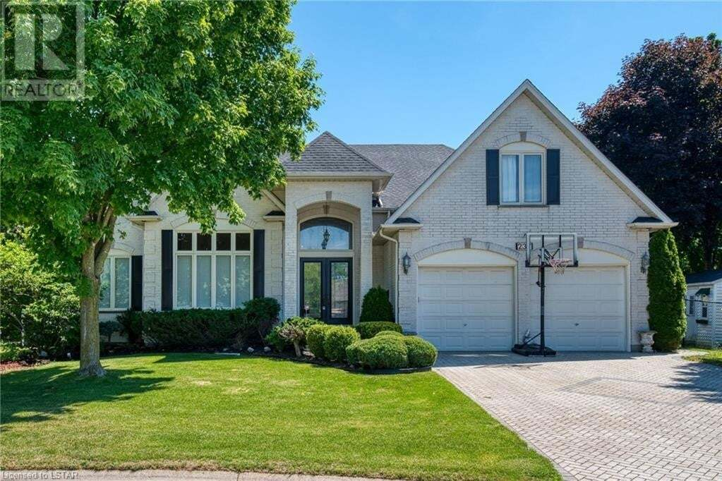 House for sale at 237 Hartson Pl London Ontario - MLS: 270728