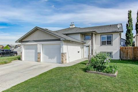 Townhouse for sale at 237 Hillvale Crescent  Strathmore Alberta - MLS: C4253340