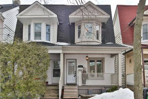 Townhouse for sale at 237 Langley Ave Toronto Ontario - MLS: E4381362
