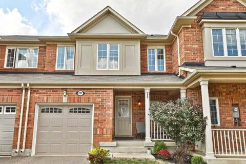 Townhouse for sale at 237 Mortimer Cres Milton Ontario - MLS: W4896971