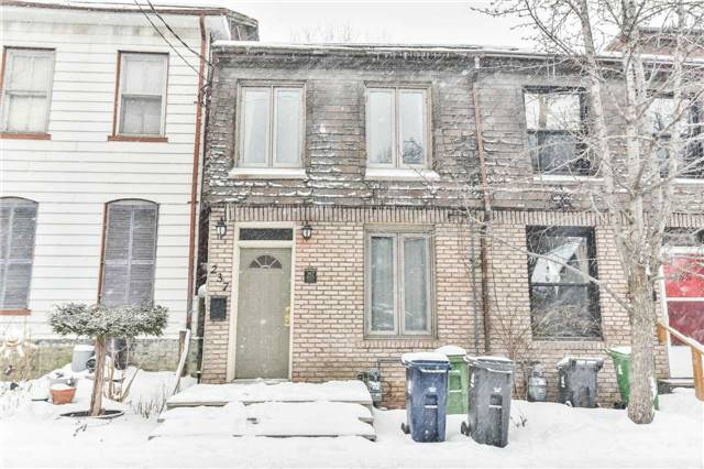 For Sale: 237 Ontario Street, Toronto, ON | 2 Bed, 2 Bath Townhouse for $788,000. See 10 photos!