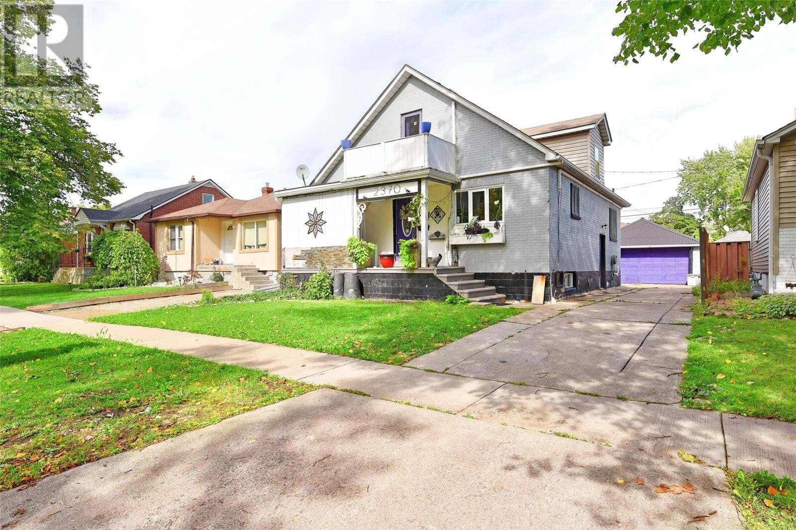 House for sale at 2370 Alexis  Windsor Ontario - MLS: 20011601