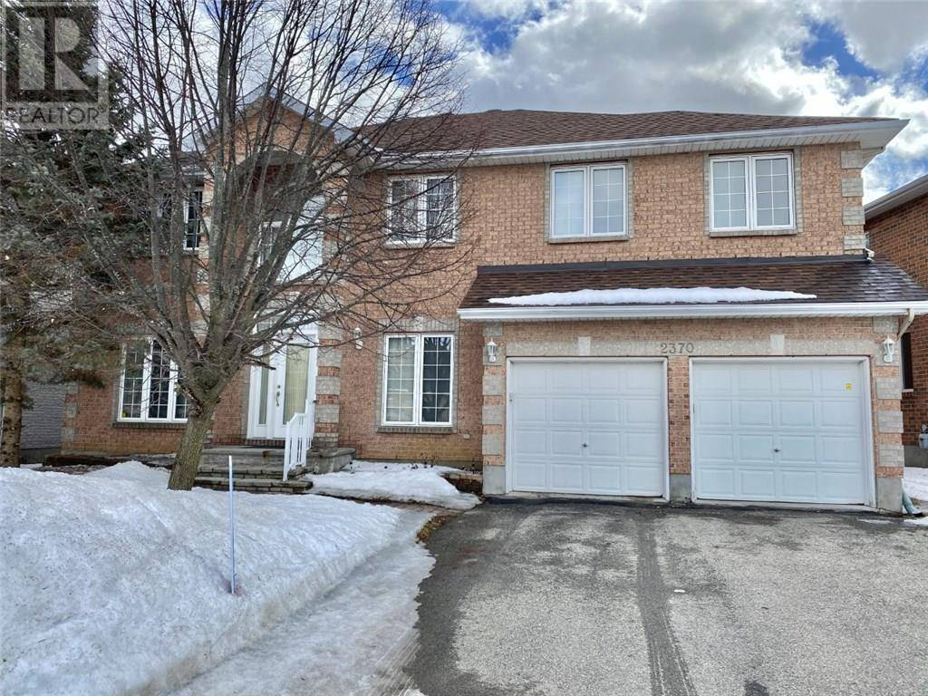House for sale at 2370 Kendron Ln Ottawa Ontario - MLS: 1185636