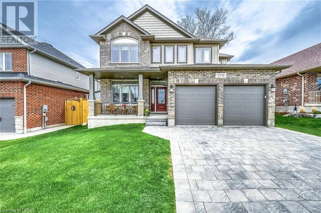 House for sale at 2370 Leeds Crossing London Ontario - MLS: 238345