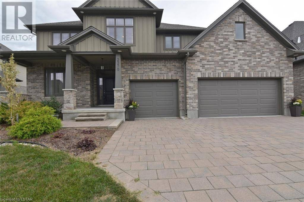 House for sale at 2370 Meadowlands Wy London Ontario - MLS: 221055
