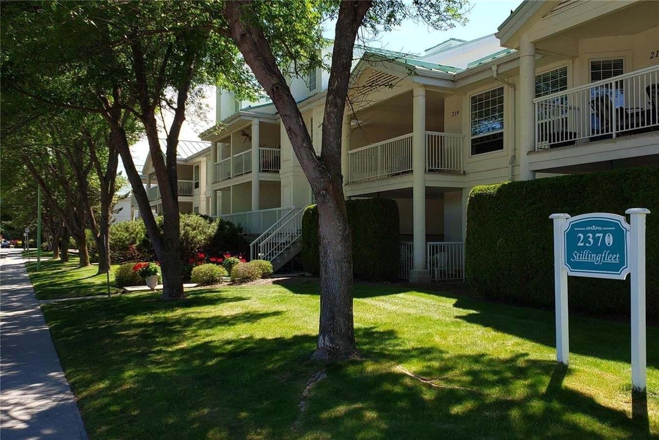 Townhouse for sale at 2370 Stillingfleet Rd Kelowna British Columbia - MLS: 10207259