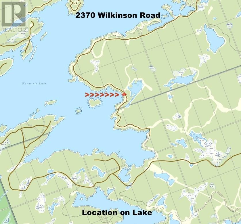For Sale: 2370 Wilkinson Road, Haliburton, ON | 2 Bed, 1 Bath Home for $549,000. See 14 photos!