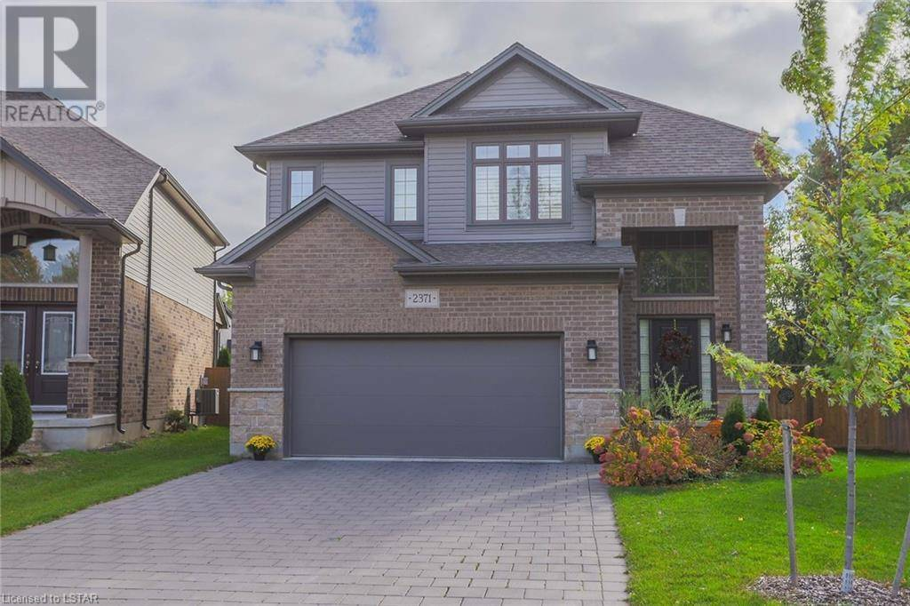 House for sale at 2371 Yellowbirch Ct London Ontario - MLS: 241059