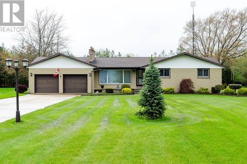 House for sale at 2373 Belle River Rd Lakeshore Ontario - MLS: 19019738