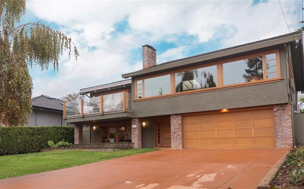 Sold: 2373 Lawson Avenue, West Vancouver, BC