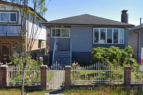 House for sale at 2374 33rd Ave E Vancouver British Columbia - MLS: R2374011