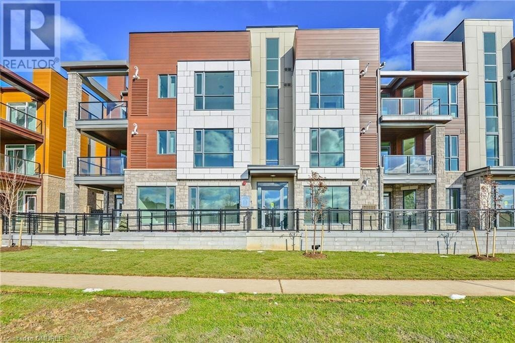Townhouse for rent at 2375 Bronte Rd Oakville Ontario - MLS: 40053004