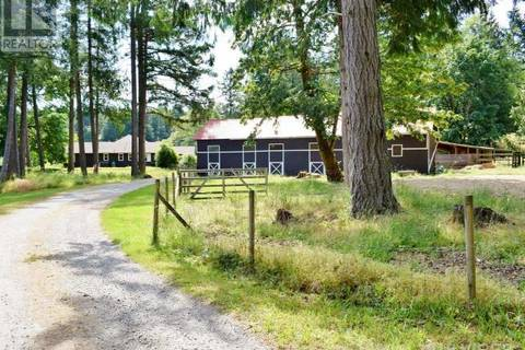 Residential property for sale at 2375 Sylvester Rd Shawnigan Lake British Columbia - MLS: 457099