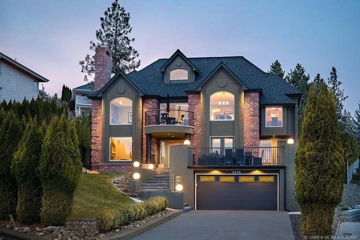 House for sale at 2376 Nahanni Ct Kelowna British Columbia - MLS: 10202487