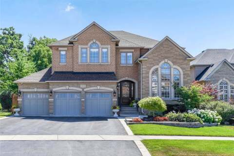 House for sale at 2376 Valley Forest Wy Oakville Ontario - MLS: W4840229