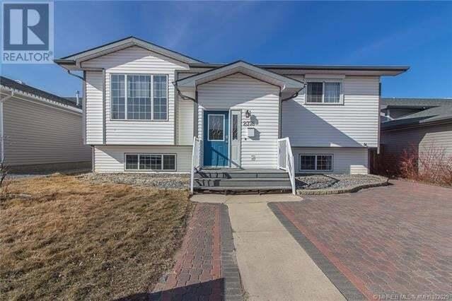 House for sale at 2378 Hatcher Dr Northeast Medicine Hat Alberta - MLS: MH0192029