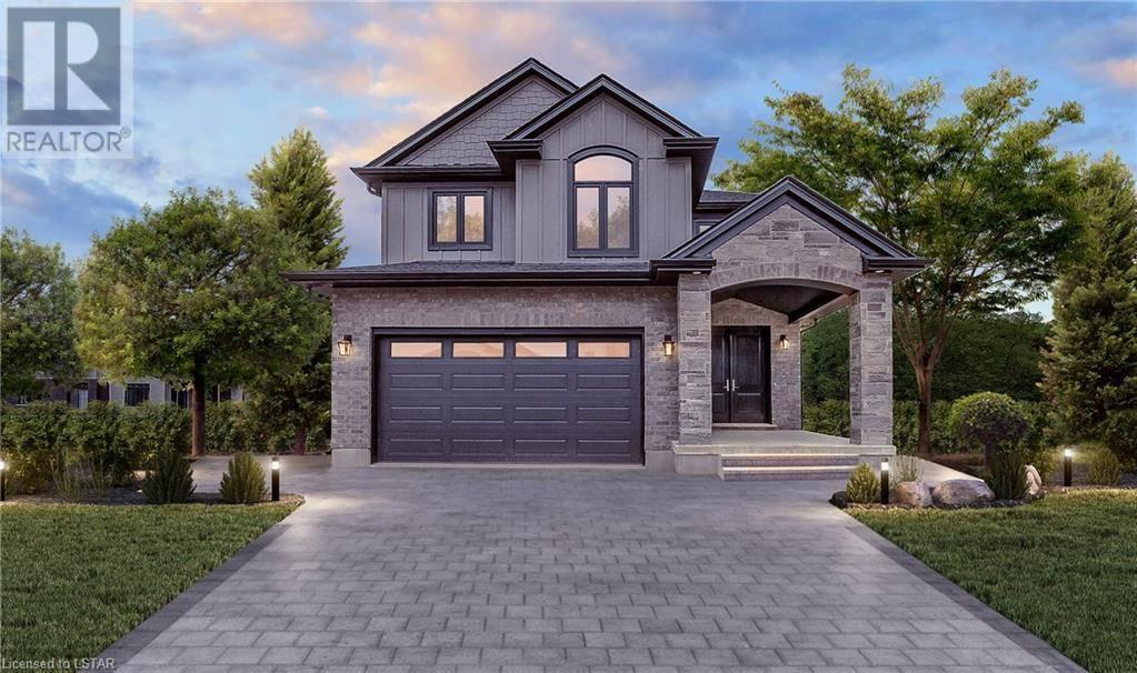House for sale at 2379 Black Rail Te London Ontario - MLS: 215242