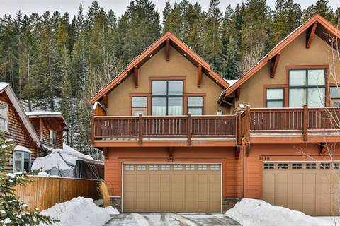Townhouse for sale at 237 Three Sisters Dr Canmore Alberta - MLS: C4285702