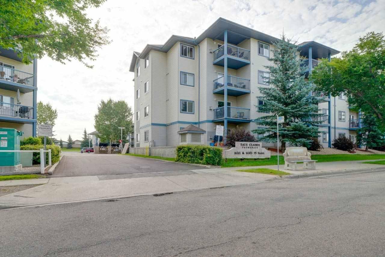 Condo for sale at 16311 95 St Nw Unit 238 Edmonton Alberta - MLS: E4169776