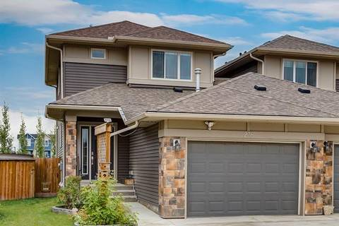 Townhouse for sale at 238 Canals Cs Southwest Airdrie Alberta - MLS: C4263360