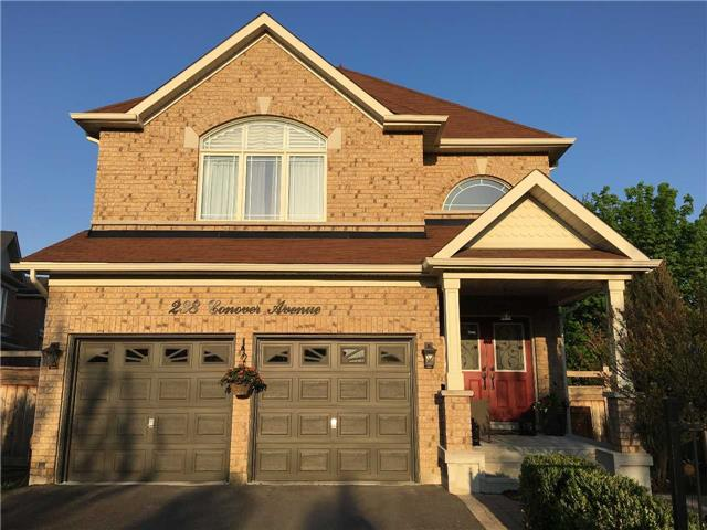 For Rent: 238 Conover Avenue, Aurora, ON | 4 Bed, 4 Bath House for $2,600. See 17 photos!